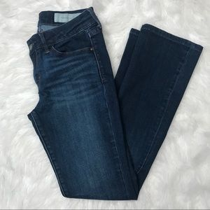 "Treasure & Bond ""Mini Boot"" Bootcut Jeans"
